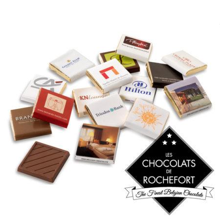 Belgiske kvadratsjokolader