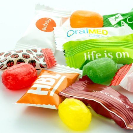 Bonbon Budget Flowpack Sugar Free