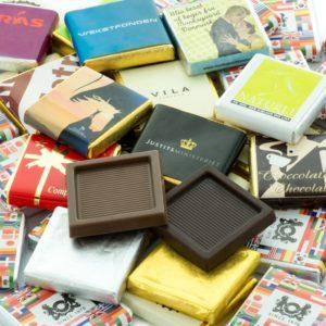 Kvadratsjokolader