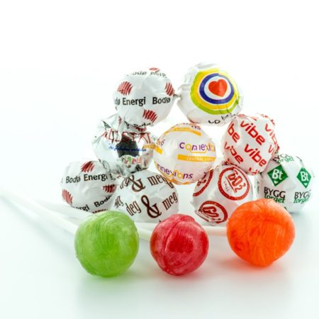 Lollipop Marble