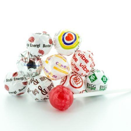 Lollipop Marble Sugar Free
