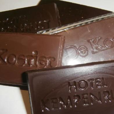 Formsjokolade